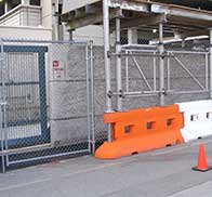 Construction - Temporary Fence