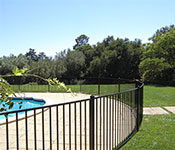 Ornamental Iron Supplies and Wrought Iron Materials near San Benito Rd, Atascadero CA from Fence Factory Rentals.